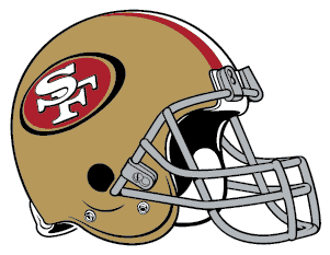 Image du logo du casque 49ers
