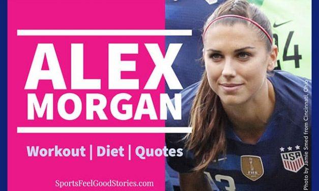 Alex Morgan Quotes, entraînement, régime, âge
