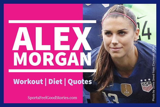 Image bio d'Alex Morgan