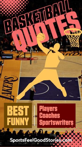 Meilleure image de dictons de basket-ball