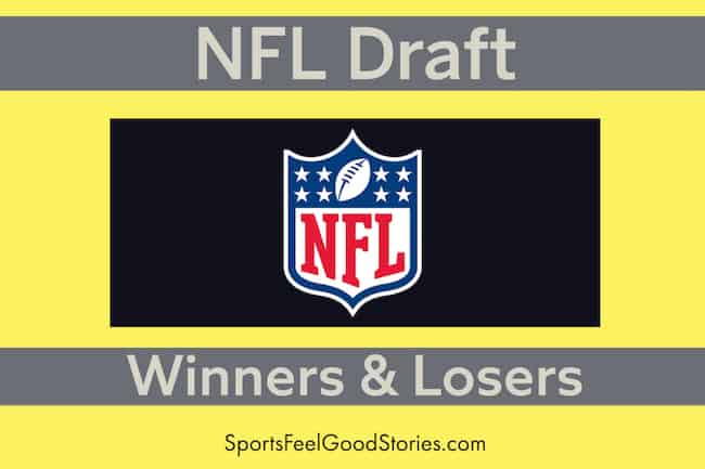 Image NFL Draft Winners and Losers 2020