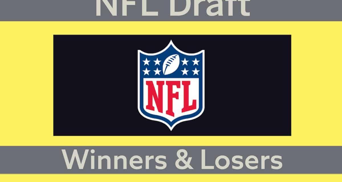 Gagnants et perdants du repêchage de la NFL