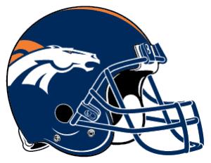 image de logo casque broncos