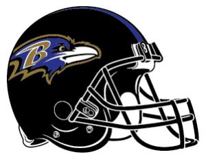 image de logo casque corbeaux