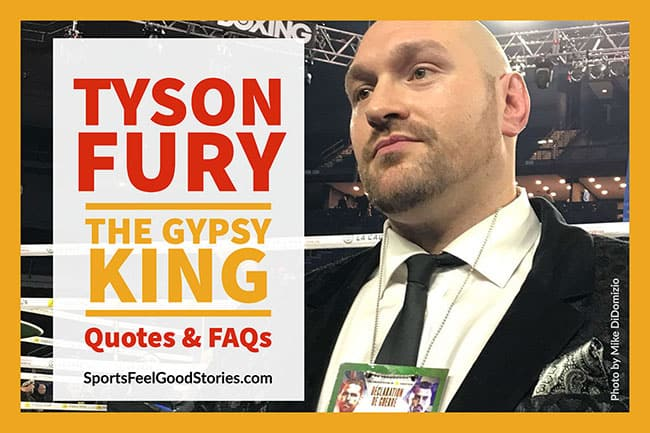 Image de Tyson Fury Quotes