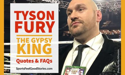 Tyson Fury Quotes: Best, Santé mentale, Boxe