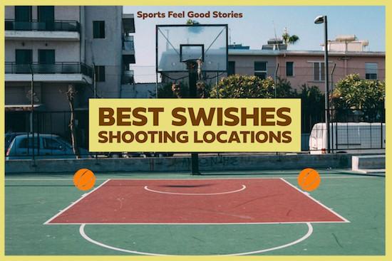 Meilleur jeu de basket-ball Swishes pour les enfants