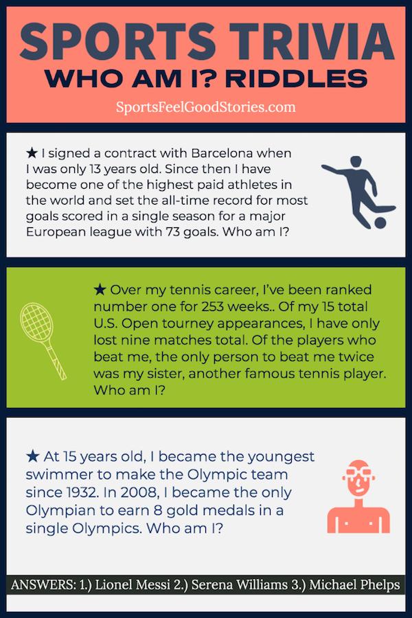 Questions de Sports Trivia