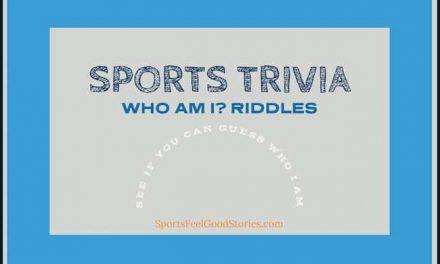 Sports Trivia Questions Quiz