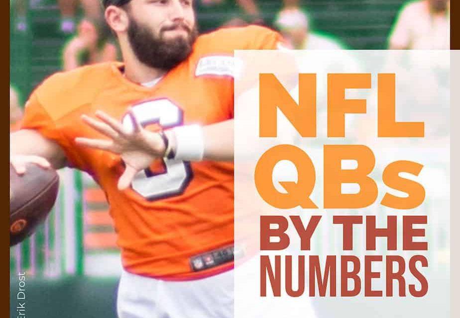 Les quarts de la NFL en chiffres