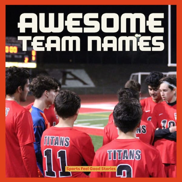 Noms d'équipe vraiment géniaux