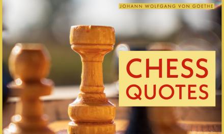 Meilleures citations d'échecs de tous les temps