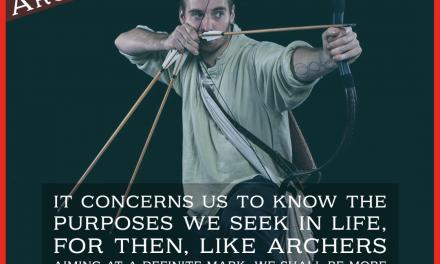 Citations de tir à l'arc, dictons, légendes Instagram