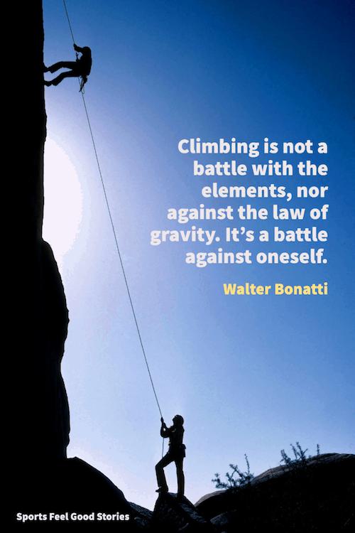 Une bataille contre soi disant