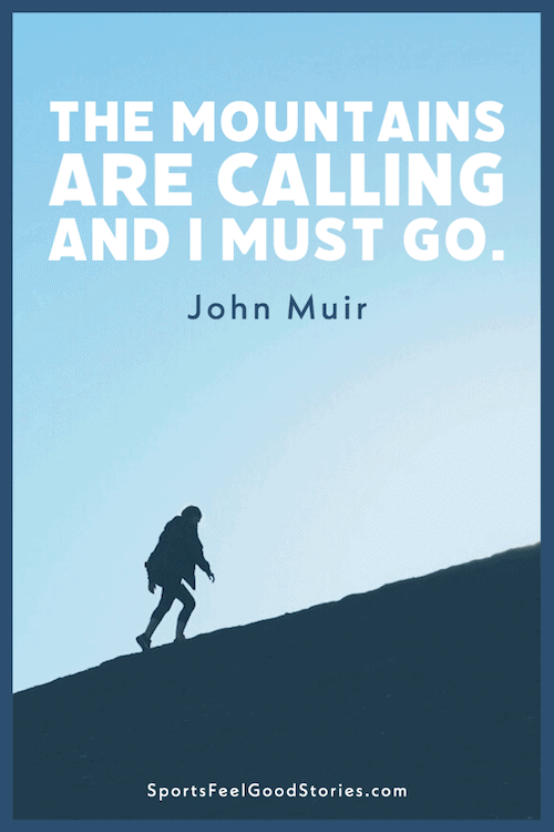 Citation de John Muir