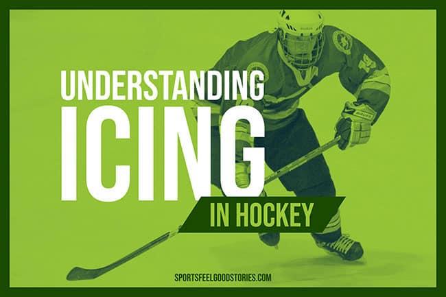 Qu'est-ce que le givrage au hockey?
